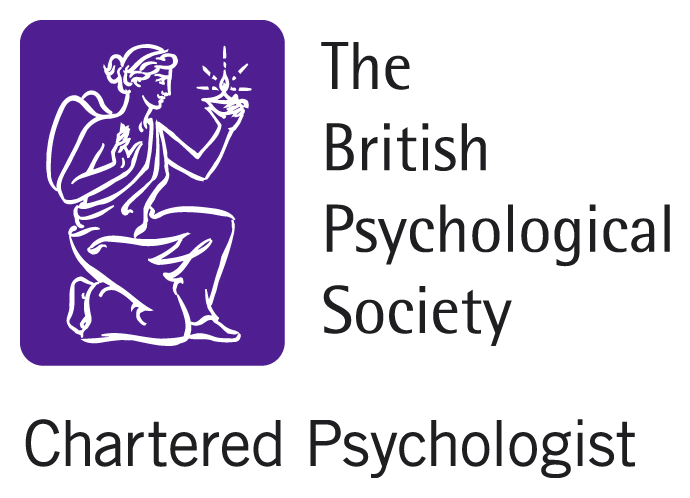 British Psychological Society - Chartered Psychologist - logo